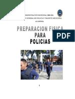 Preparacion Fisica Para El Policia