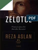Zelotul. Viata Lui Isus Din Nazaret, Reza Aslan (Romanian)