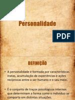 Personalidade Do Consumidor