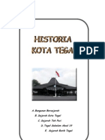 HISTORIA KOTA TEGAL