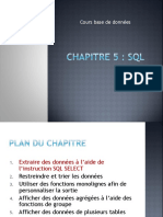 Cours Select SQL