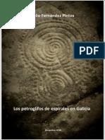 Los petroglifos de espirales en Galicia
