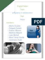 Pregnancy in Adolescents