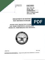 DOP Hazard Sheet