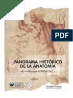 Panorama Histórico de La Anatomía