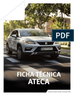Ficha tecnica Ateca