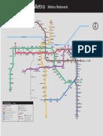 Metrored Servicios 2018 08