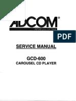 adcom gcd-600