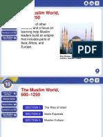 The Muslim World Presentation
