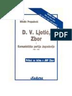 Milutin Popadic - Dimitrije Ljotic - Kako Reci Pravu Istinu Kada Ceo Svet Misli i Tvrdi Suprotno