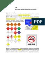 Normativa y Requisitos Aplicables a Camion Lubricador