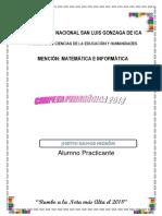 CARPETA DIDACTICA PANSON