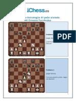 Puzzles - Aprende Estrategia El Peon Aislado