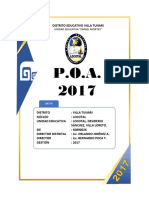 CARATULAS POA 2017.docx