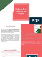 Historia de La Restauración en Chile
