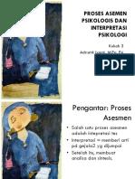 Interpretasi psikologi