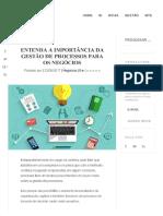 Toccato - Entenda a importância gestão de processos para negócios.pdf