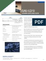 GAU-12-U