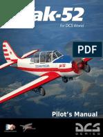 DCS Yak-52 Manual En