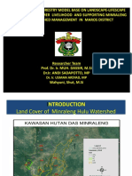 Adaptive Agroforestry Model Based on Livelihood Lifescape for Increasing Farmer Livelihood