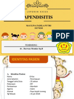 ppt apendisitis