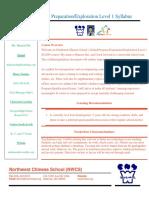 k1gp syllabus 2018-19