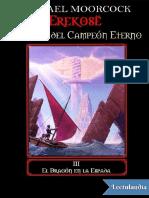 III - El Dragón en La Espada