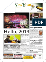 San Mateo Daily Journal 01-01-19 Edition