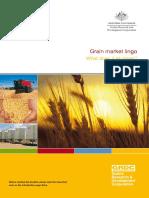 GRDC Grain Marketing Lingo