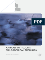 Abbey-Anne Smith (Auth.)- Animals in Tillich's Philosophical Theology-Palgrave Macmillan (2017)