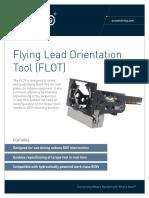 ST&R Flying Lead Orientation Tool (FLOT)