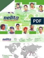 Jay Salian - Nelito  - 2019 Calendar