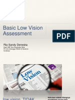 Basic Low Vision