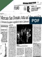 Articolo Mercato San Donato