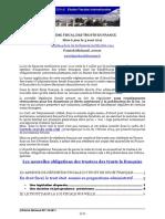 Le Régime Fiscal Des Trusts
