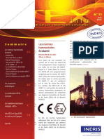 Bulletin d'information sur les Atmosphères Explosives
