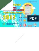 Direktori Hotel Dan Akomodasi Lainnya Provinsi Aceh 2017