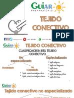 3.Histología- Power Point Tejido Conectivo Guiar 2018 Alumnos i