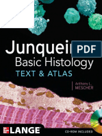 Junqueira s Basic Histology Text and Atlas 14th Edition (B. Indo)