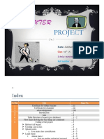 IP Project