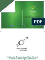 Cartilla Visión 2019 CTI pdf