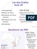 Aula_26 - AlgoritmodeFordFulkerson