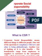CSR and Ethics