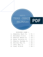 MODUL TEKS CERITA SEJARAH-1.docx