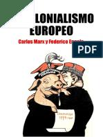 131. El Colonialismo Europeo -C. Marx -F.Engels
