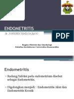 ENDOMETRITIS dr. JM