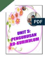 Lessonplans y4 Unit 1