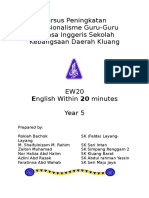 Modul EW20 Year 5