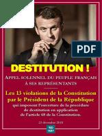 DESTITUTION-du-Président-de-la-République-13-VIOLATIONS-DE-LA-CONSTITUTION-23-décembre-20181