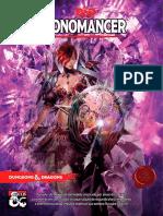 DnD 5e HB - Cronomancer v1.0.1 - DMs Guild